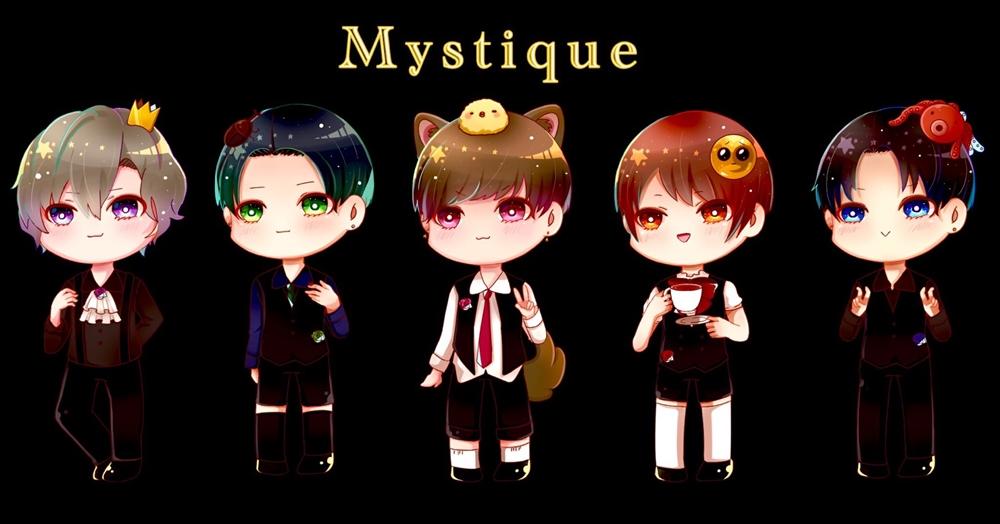 Mystiqueキャスト