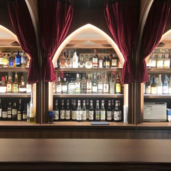 Mystiqueの酒棚